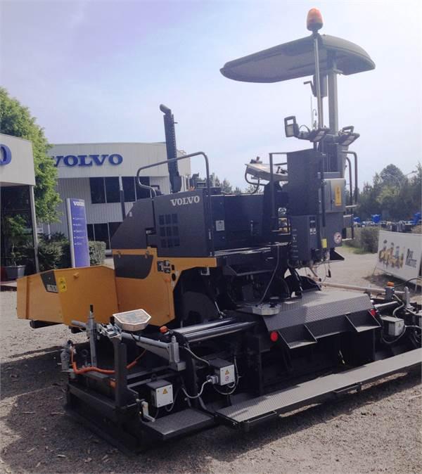 Volvo AGB2820, Asphalt pavers, Construction Equipment