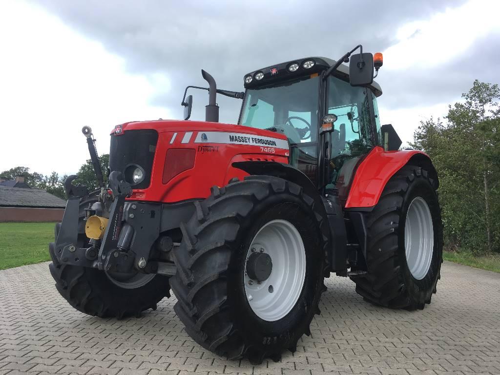 Massey Ferguson 7465 Dyna- VT, Tractoren, Landbouw