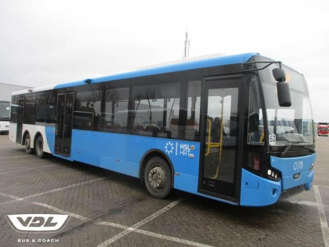 VDL Citea XLE-145/310, Városi buszok, Járművek