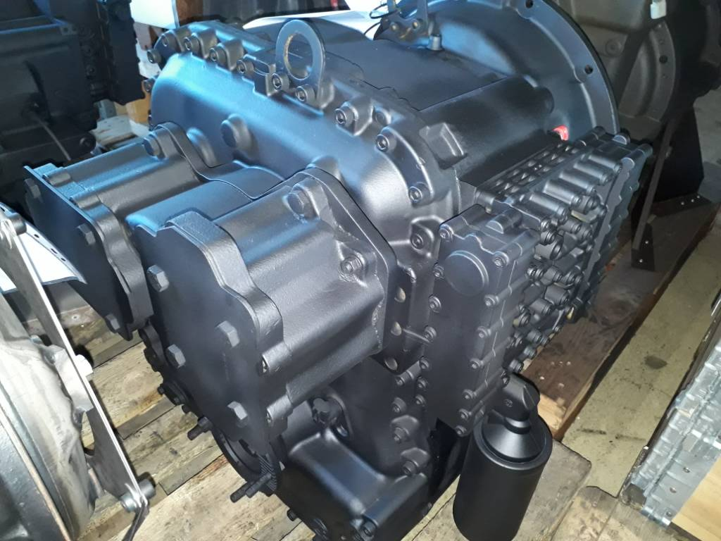 ZF 3WG161, Transmission, Transportation