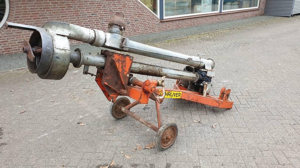 Schrijver mestpomp, Pumps/ Mixers, Agriculture