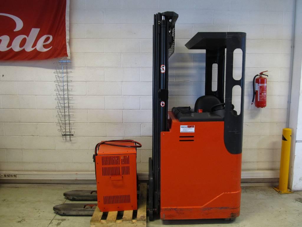 Linde L16R/139, Reach trucks, Material Handling