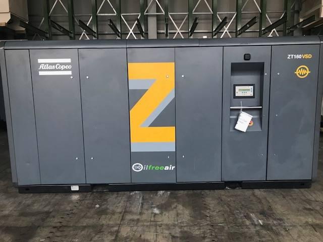 Atlas Copco ZT 160, Compressors, Industrial