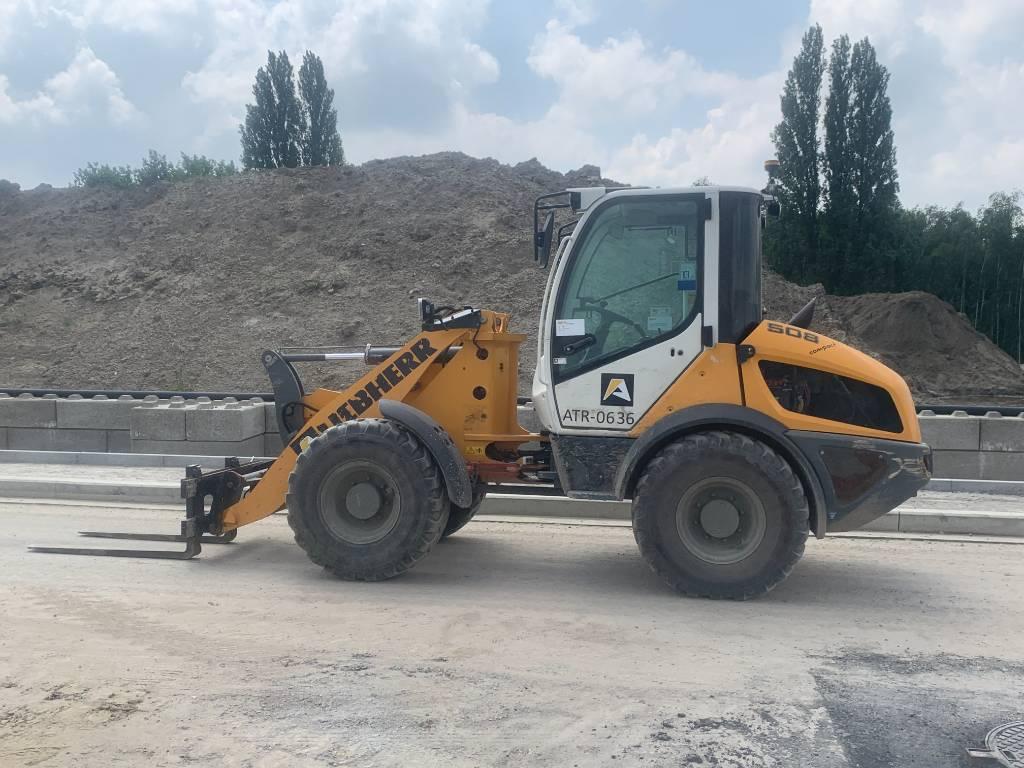 Liebherr L 508 C, Wheel loaders, Construction