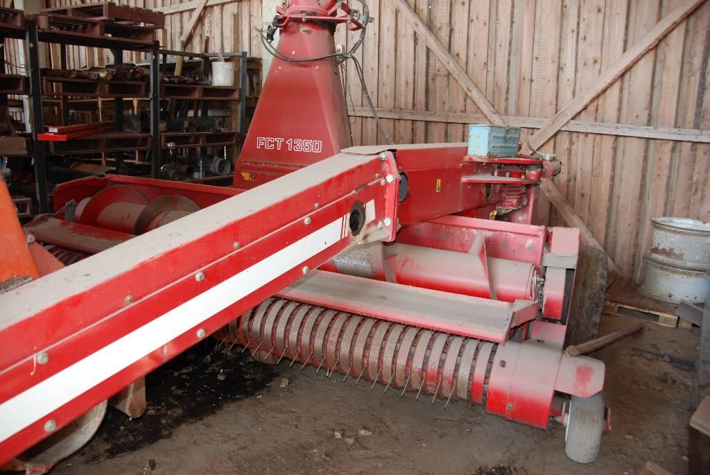 JF FCT 1350, Silokombainid, Põllumajandus
