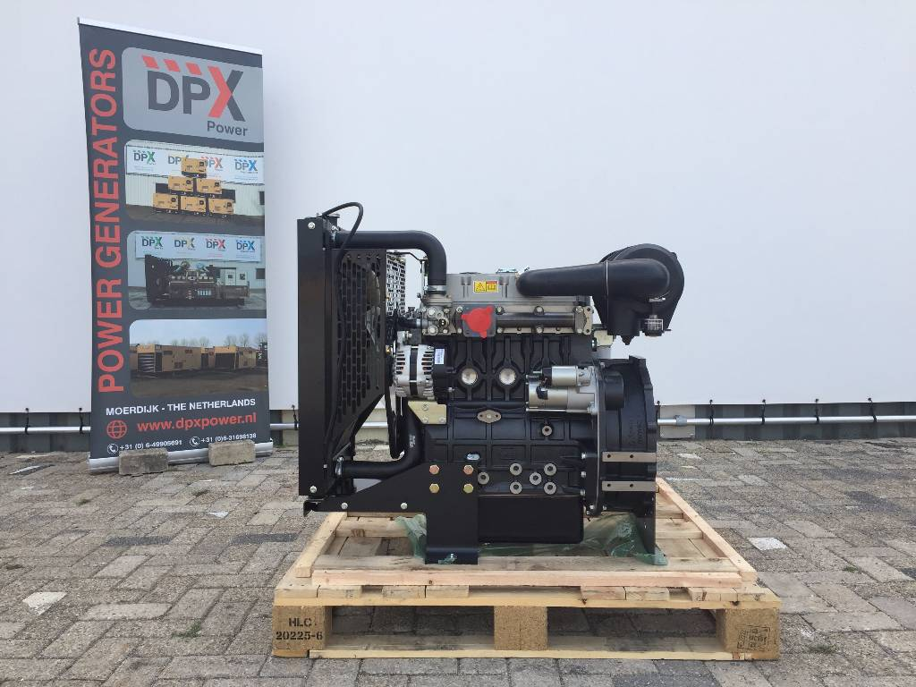 Perkins 404A-22 - 20.6 kW Engine - DPX-33101, Engines, Construction