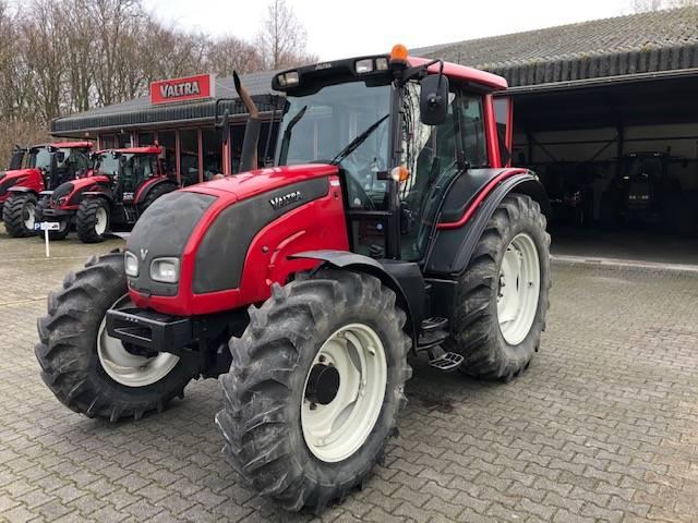 Valtra N91 HiTech, Tractoren, Landbouw