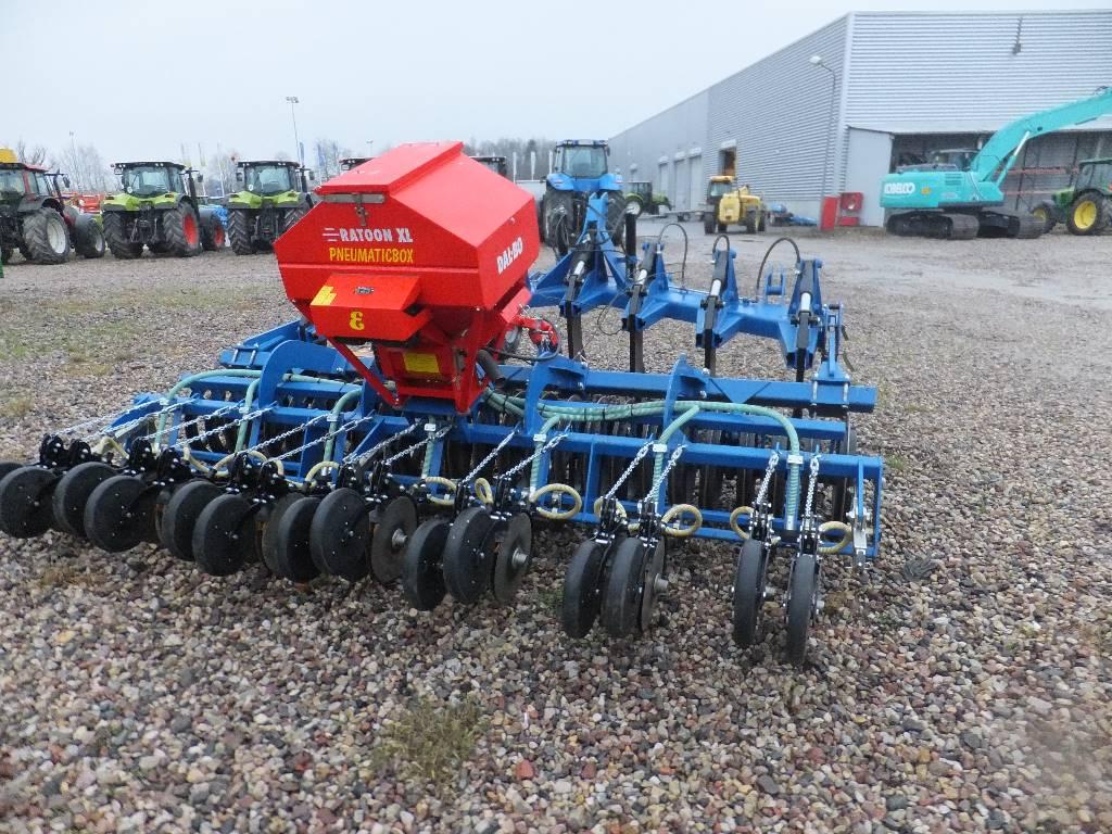 Dal-Bo Ratoon XL, Muud mullaharimismasinad ja tarvikud, Põllumajandus
