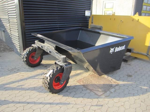 Bobcat 25 Hopper Dumping, Overige componenten, Bouw