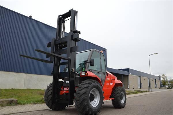 Manitou M 50-4, Diesel heftrucks, Material Handling