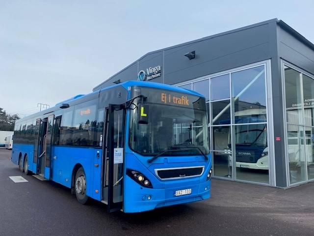 Volvo B12BLE 6X2, we have 9pc, Linjebussar, Transportfordon