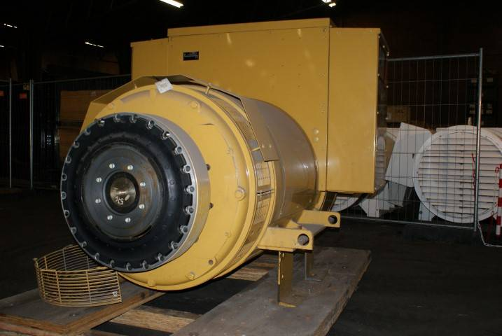 Caterpillar Generator End SR 4 - 840kW - DPH 102952, Generator Ends, Construction