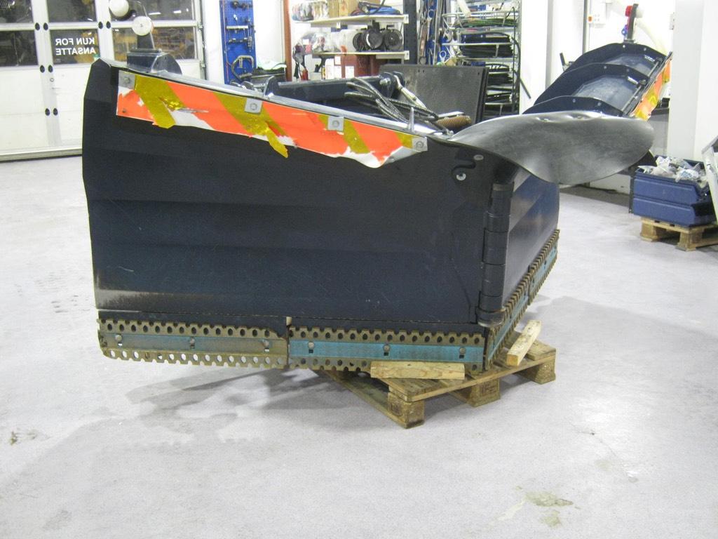 Drivex VB3200-PG, Ploger, Anlegg