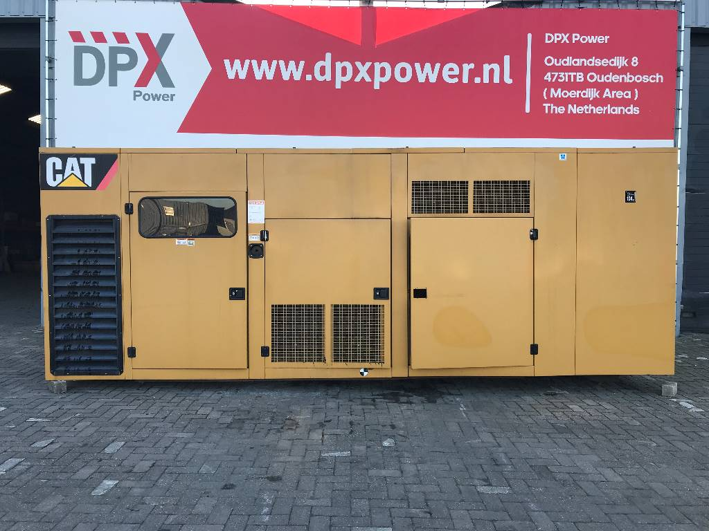 Caterpillar 3412 - 900F - Canopy Only - DPX-29010-9, Diesel generatoren, Bouw