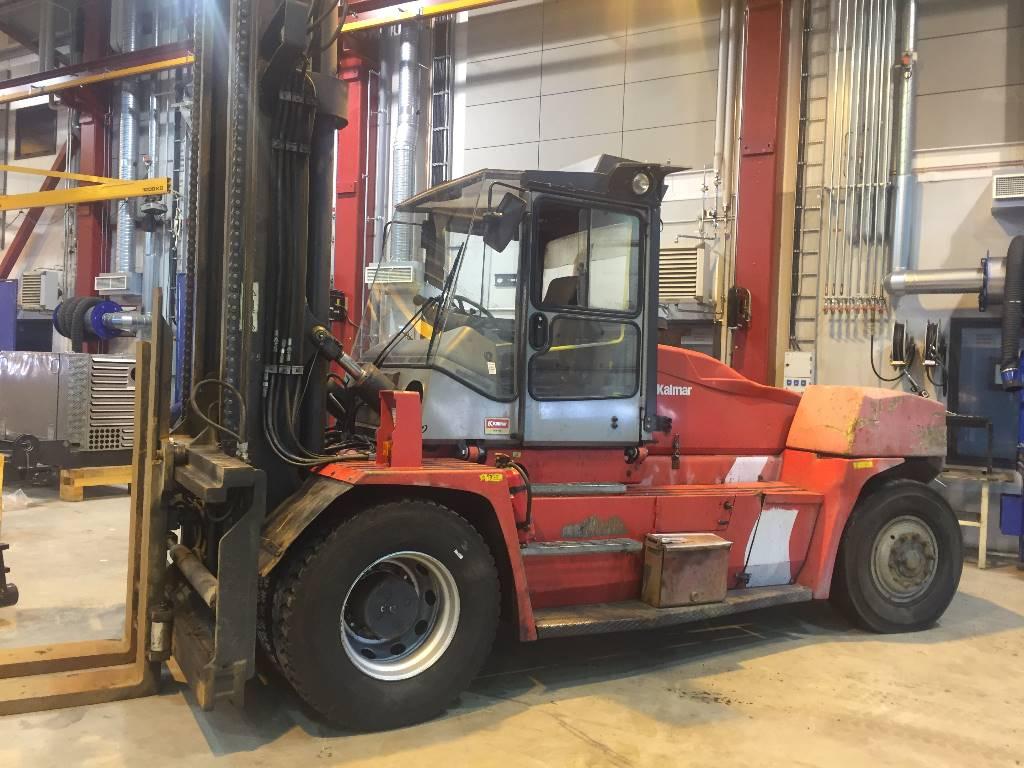 Kalmar DCE160-12, Diesel trucks, Material Handling