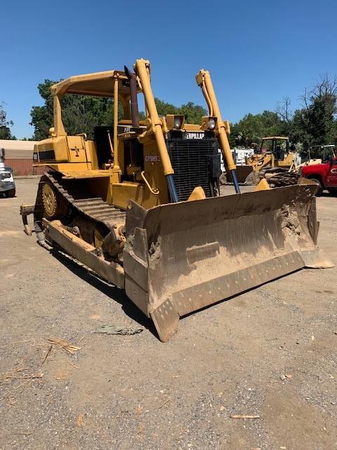 Caterpillar D 6 H, Dozers, Construction Equipment