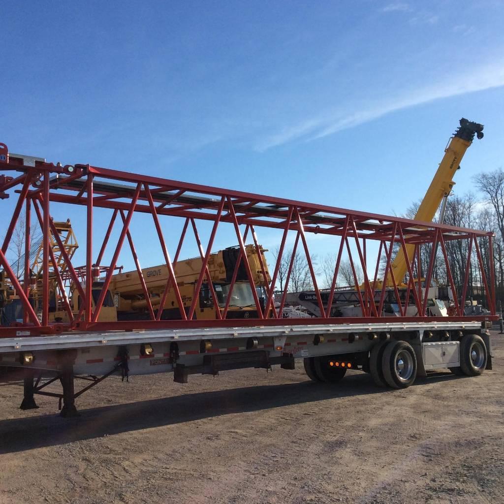 Manitowoc 999, Tower Cranes, Construction Equipment