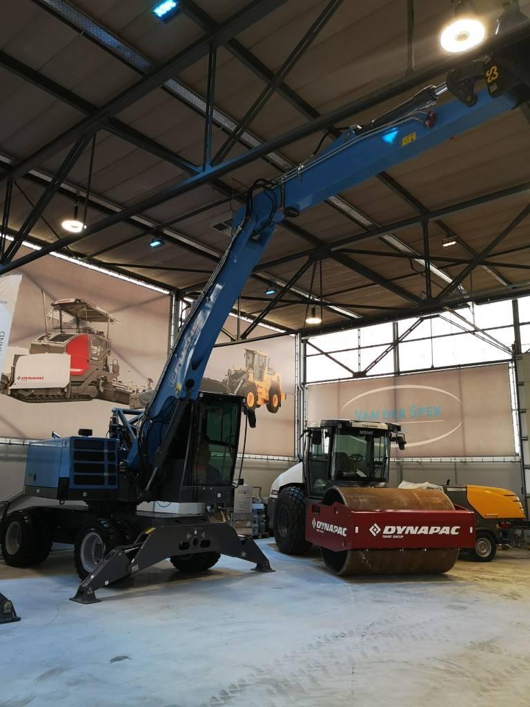 Fuchs MHL 310 F, Waste / industry handlers, Bouw
