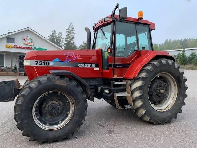 Case IH 7210 Pro, Traktorit, Maatalous