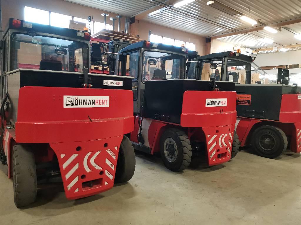 Kalmar ECE80-9, Sähkötrukit, Materiaalinkäsittely