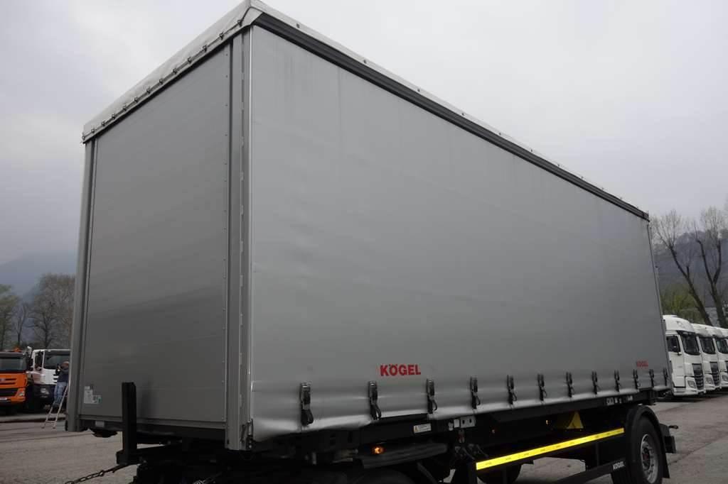 Kögel Swap Wechselpritsche, Other Components, Trucks and Trailers