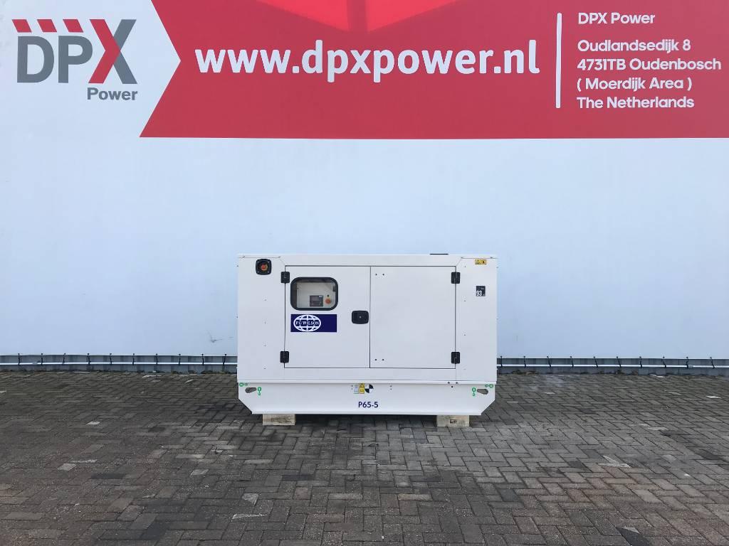 FG Wilson P65-5 - 65 kVA Generator - DPX-16006, Diesel generatoren, Bouw