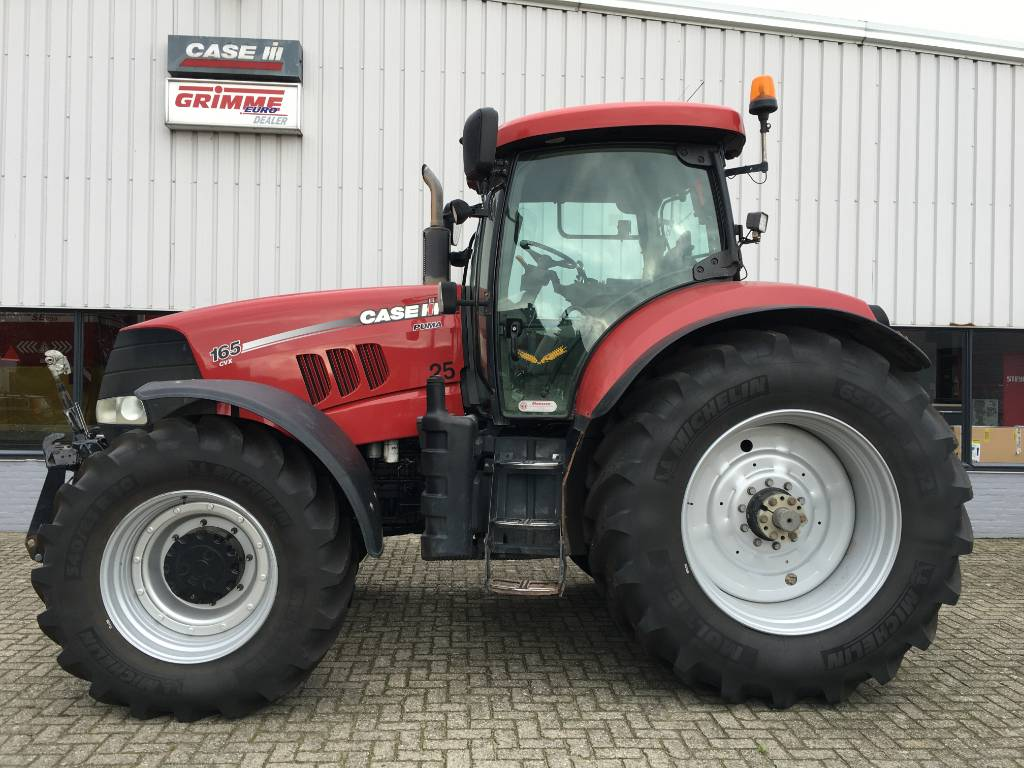 Case IH Puma 165 CVX, Tractoren, Landbouw