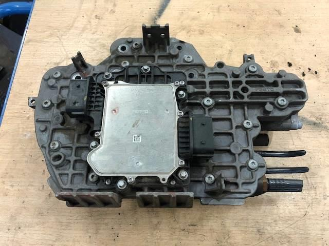 Mercedes-Benz (G281-12 MP4) SHIFT CYLINDER A9602608663, Gearkasser, Transport