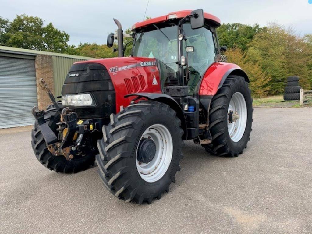 Case IH Puma 160 CVX, Tractors, Agriculture