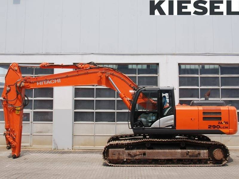 Hitachi ZX 290 LC N-5, Crawler Excavators, Construction Equipment