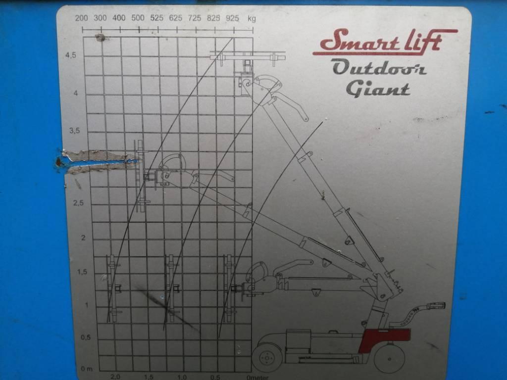 SMARTLIFT SL 780, Overige hijsinrichtingen, Bouw