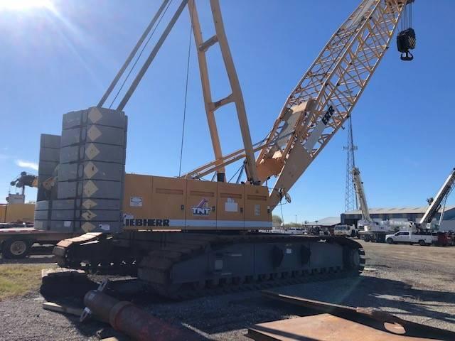 Liebherr LTR-1350, Crawler Cranes, Construction Equipment