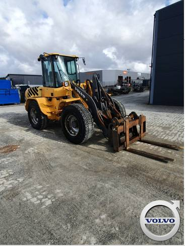 Volvo L 45 SOLGT, Wheel Loaders, Construction Equipment