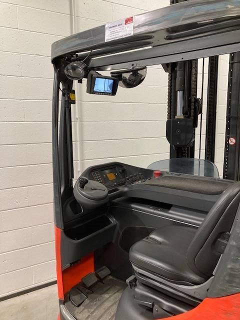 Linde R14HD/1120, Reach trucks, Material Handling