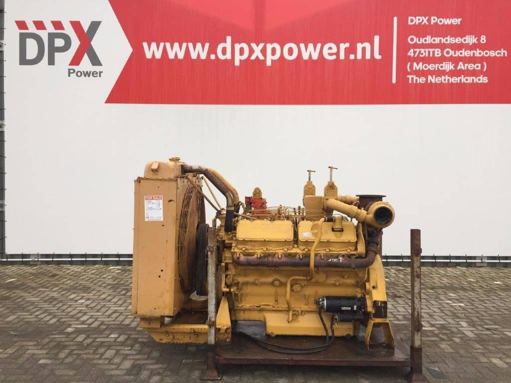 Caterpillar 3412 650 kW Engine - DPX-11146, Diesel generatoren, Bouw