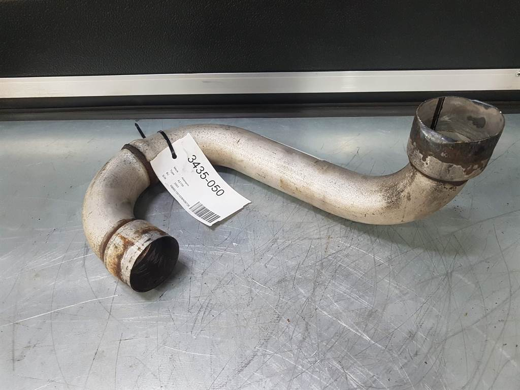 Ahlmann AZ150-23103162/23103161-Exhaust/Abgasrohr