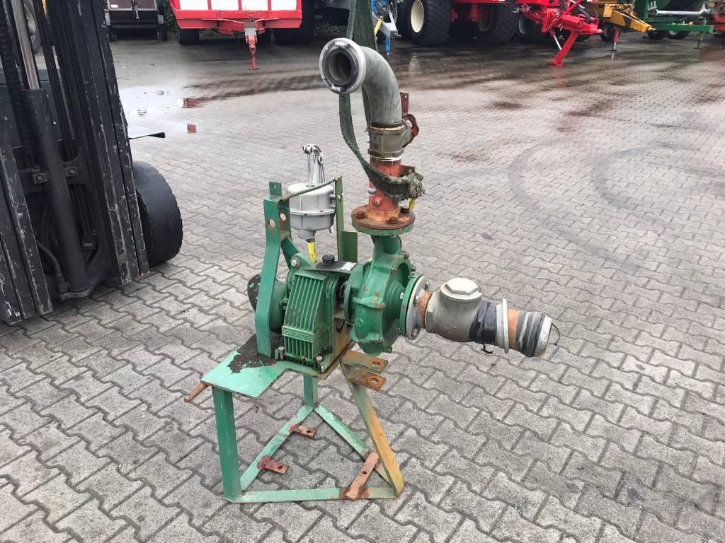 Caprari MEC D3-65, Irrigation pumps, Agriculture