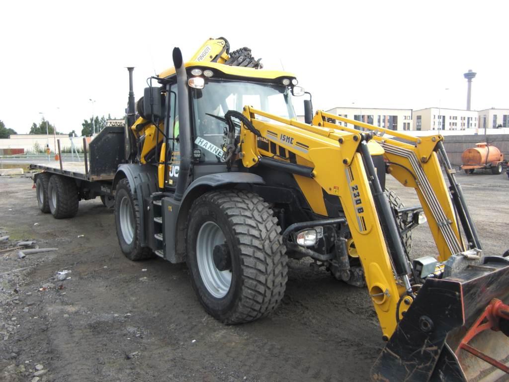 JCB Fastrac 3230-65, Traktorit, Maatalous