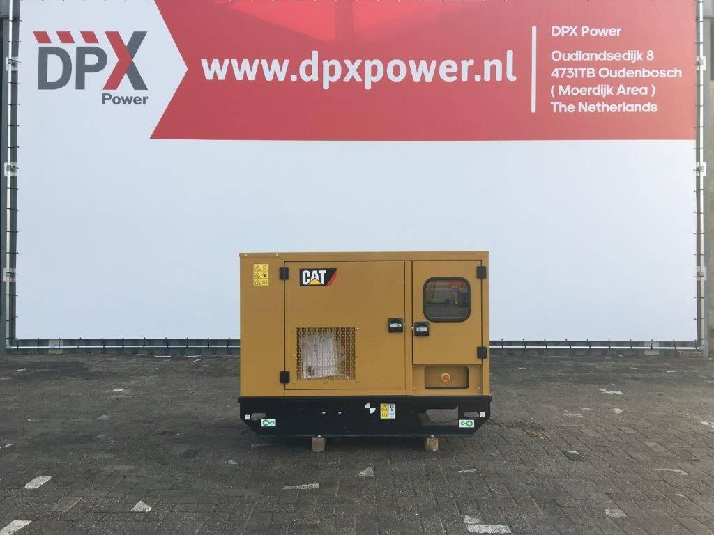 Caterpillar DE22E3 - 22 kVA Generator - DPX-18003, Diesel generatoren, Bouw