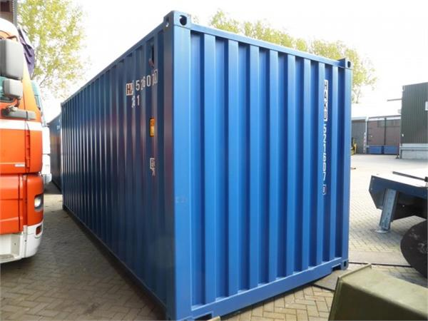 "[Other] Onbekend HAKU 20ft 8'6"", Shipping containers, Trucks and Trailers"