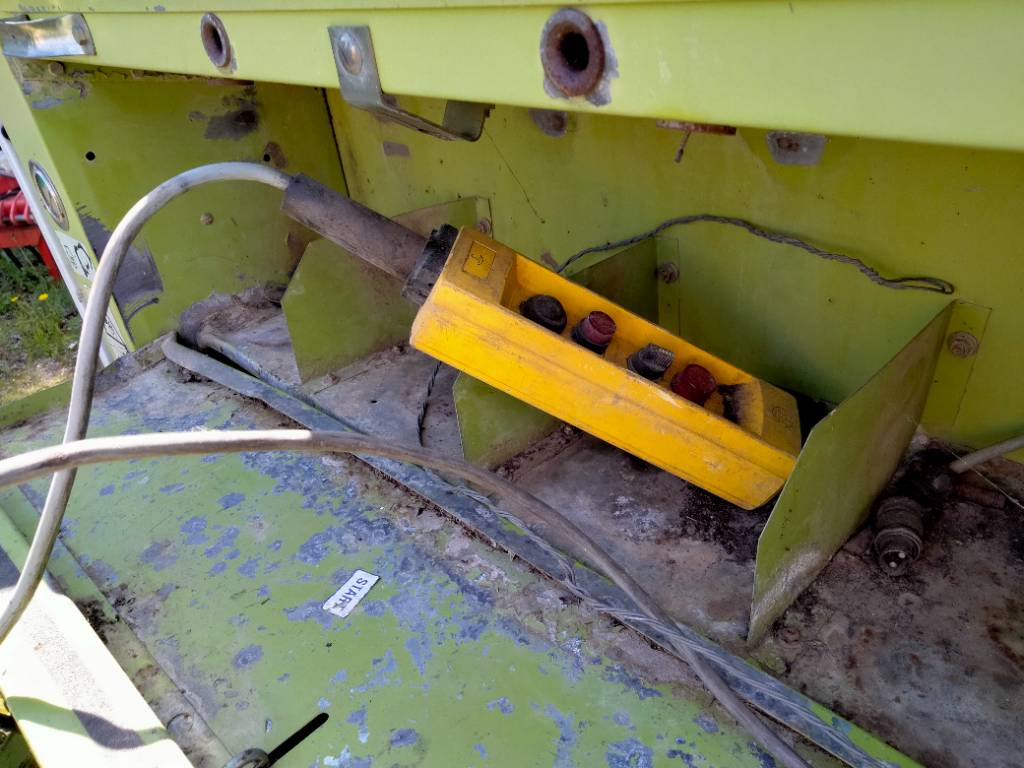 CLAAS Rollant 46 RC, Ruloonpressid, Põllumajandus