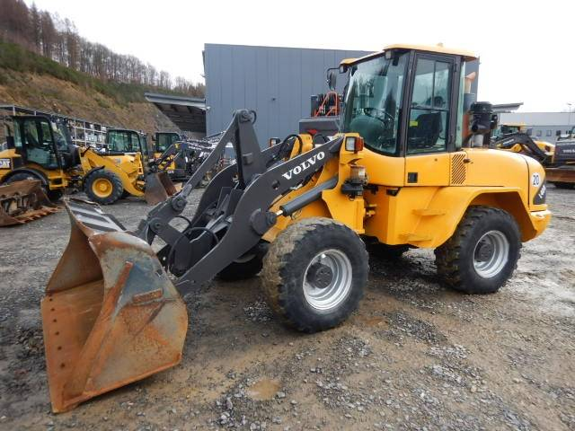 Volvo L 40 B, Wheel Loaders, Construction Equipment