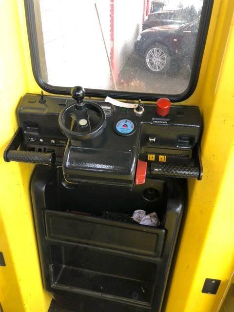 Hyster K1.0M, High lift order picker, Material Handling