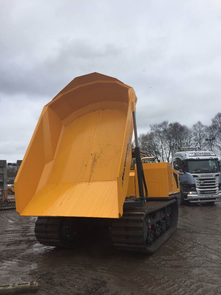 Bergmann 4010R, Tracked dumpers, Construction