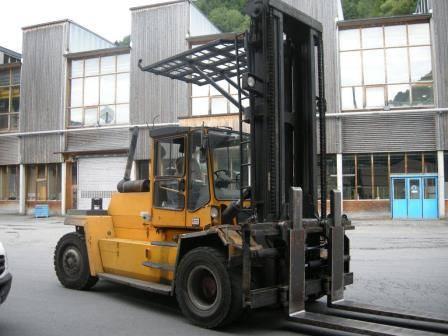 Kalmar DCD160-12, Diesel trucks, Material Handling