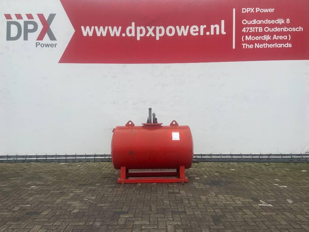 [Other] Wildri Diesel Fuel Tank 1.200 Liter - DPX-99079, Anders, Bouw