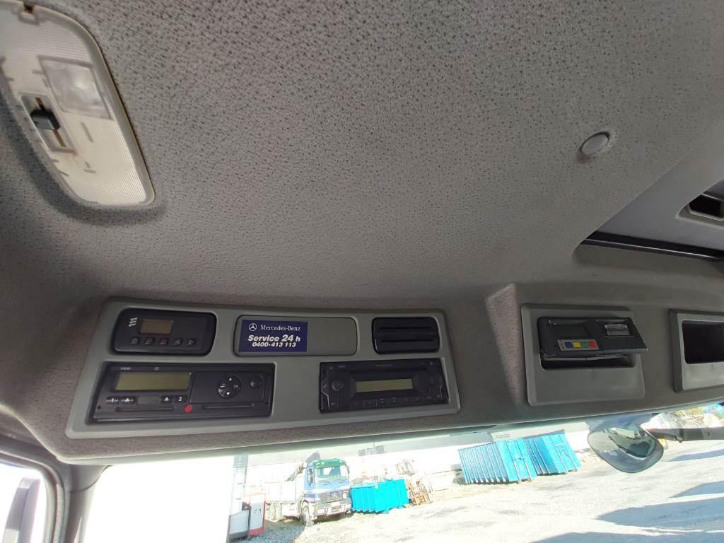 Mercedes-Benz Axor 1829 4x2, Kylmäkori + PL, Kylmä-/Lämpökori kuorma-autot, Kuljetuskalusto