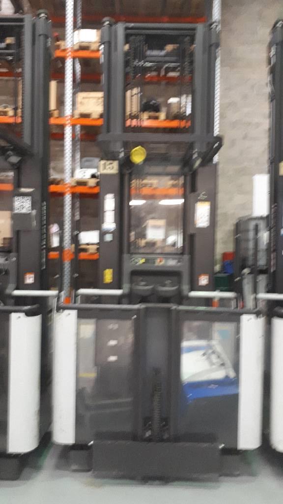 Atlet OPS100DTFVI825, Préparateur de commande haute levée, Manutention