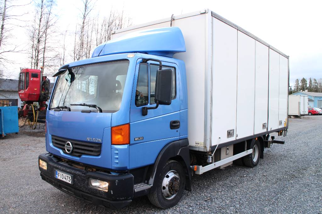 Nissan ATLEON 95.22, Umpikorikuorma-autot, Kuljetuskalusto