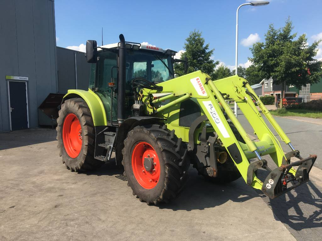 CLAAS Ares 566 RZ, Tractors, Agriculture